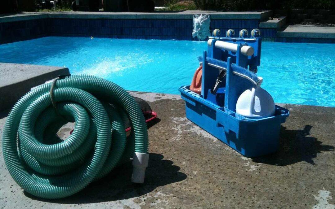 Trasporto ADR per prodotti chimici per piscine